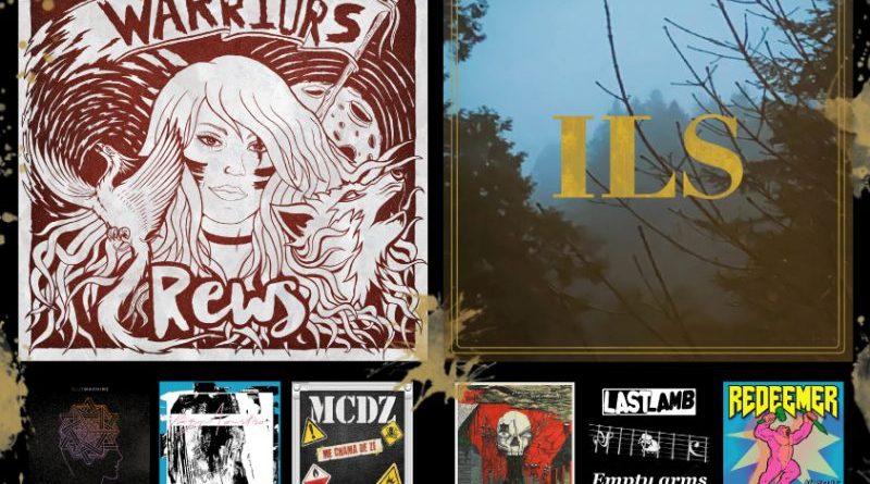 WOM Reviews – Rews / Slut Machine / Ils / Maggot Heart / Päzmonstro / Last Lamb / Me Chama de Zé / Alright Brother