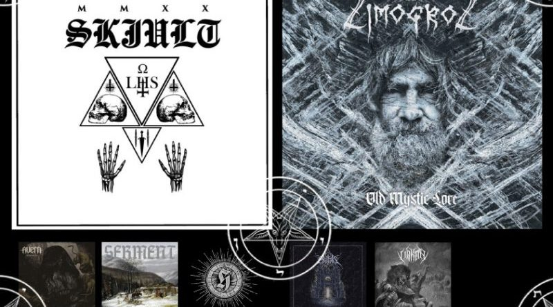 WOM Reviews – Skjult / Zimogroz / Avern / Helfró / Serment / Cirkeln / Hadopelagial / Black Cult