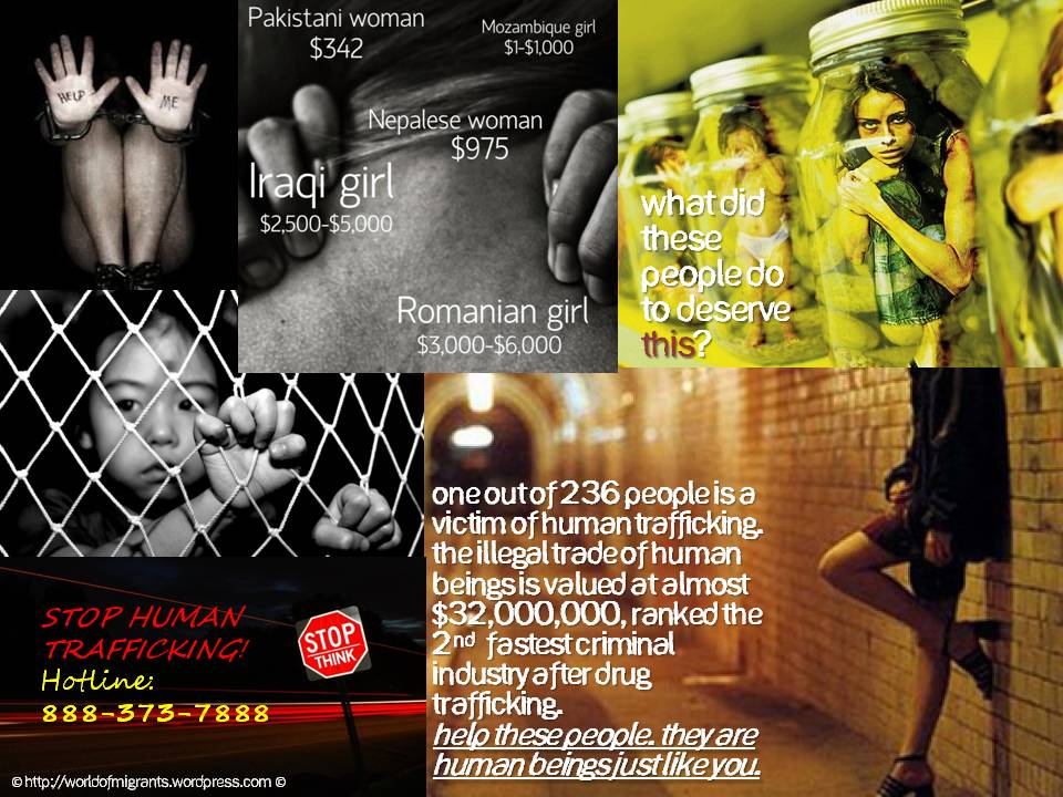 Stop Human Trafficking PSA