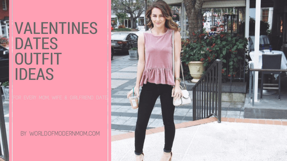 Valentines Day Date Outfit Ideas