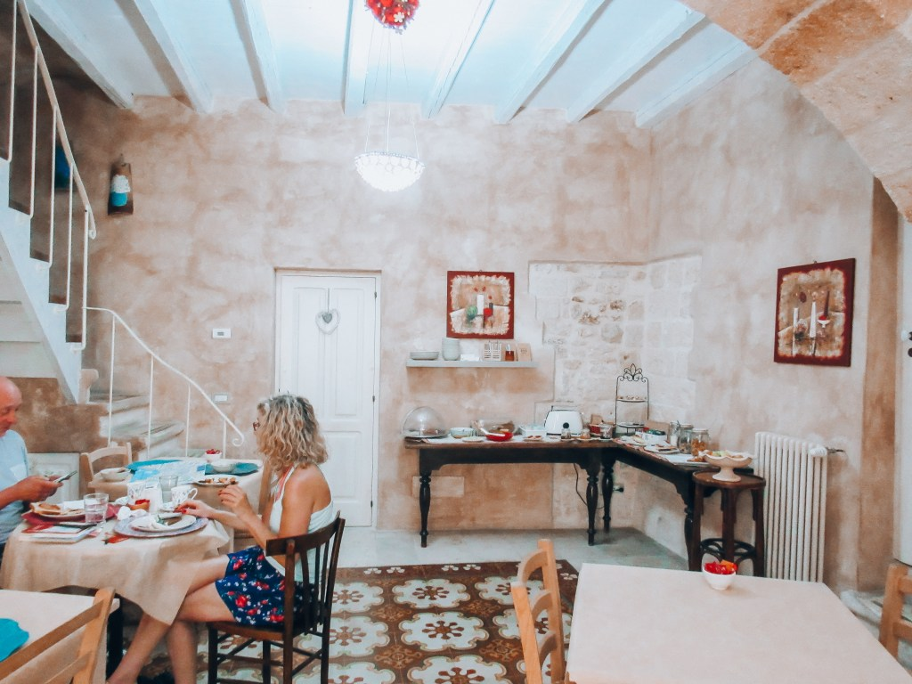 Family Time in Puglia, Italy