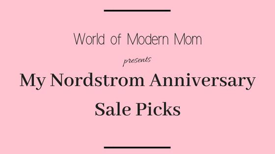 2018 Nordstrom Sale: My picks!