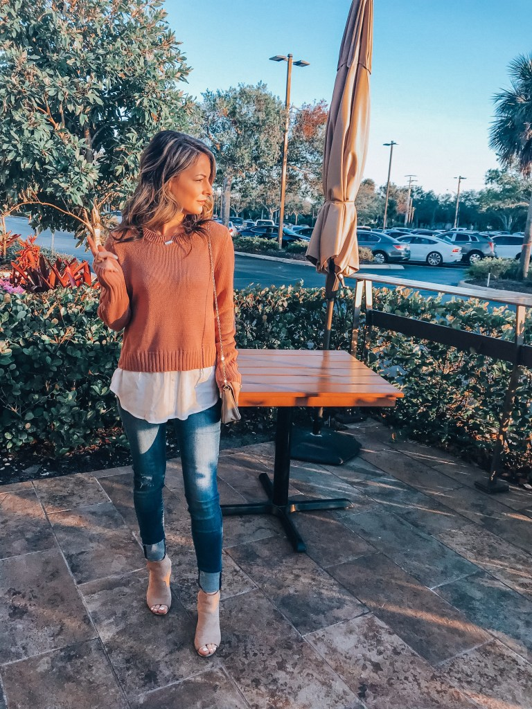 8 Easy Fall Transition looks