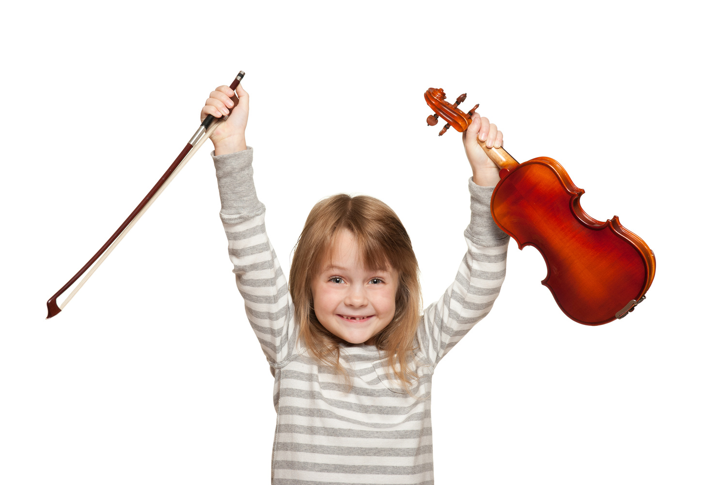 Learn The Basics Of Violin