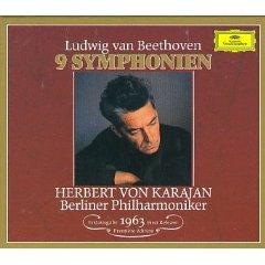 Von Karajan's landmark 1963 Beethoven set