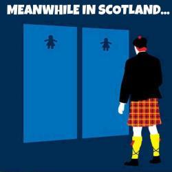Meanwhile I Scotland