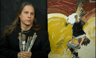 Local Artist Mateo Romero