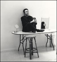 Photo of actor  Christopher Walken by Kurt Markus