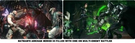 multi-enimies