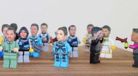 3D-Lego-head