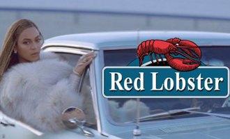 Beyonce-Red-Lobster