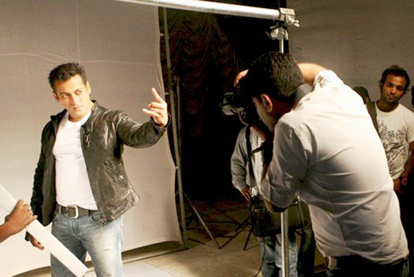 Salman Khan shooting