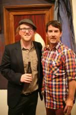 Freeman White and Jonathan Brugh