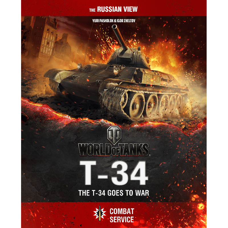 T-34 Goes to War