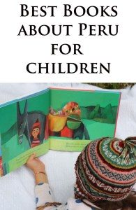 Best Peru Books For Children