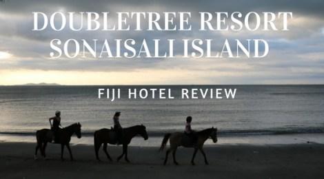 Dpubletree Resort Sonaisali Island, fiji resort for families, fiji resort with kids, Fiji Hotel with Kids