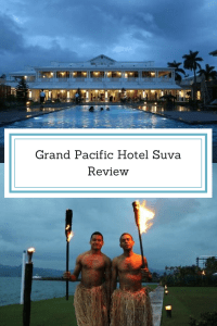 Grand Pacific Hotel Suva FijiReview