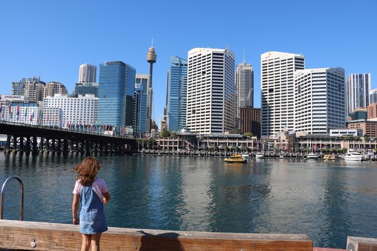 Things To Do For Kids in Sydney - Darling Harbour 1