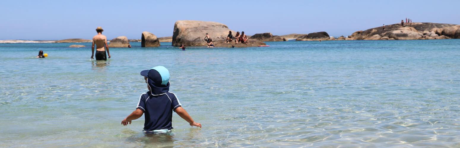denmark western australia with kids