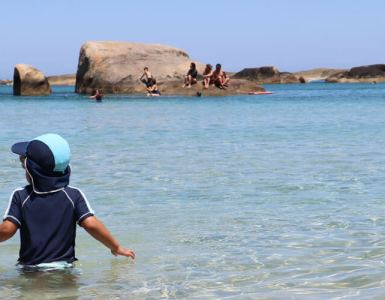 denmark western australia with kids