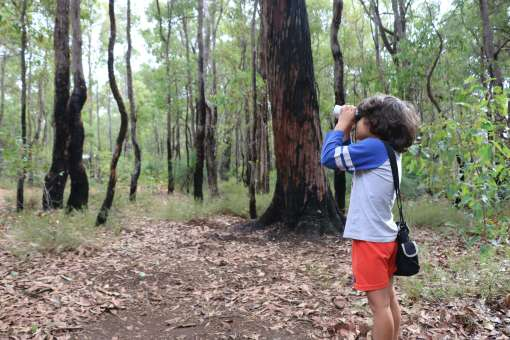 Potters Gorge, Wellington National Park, Glamping Western Australia