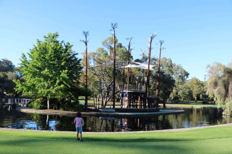 Kings Park Playgrounds