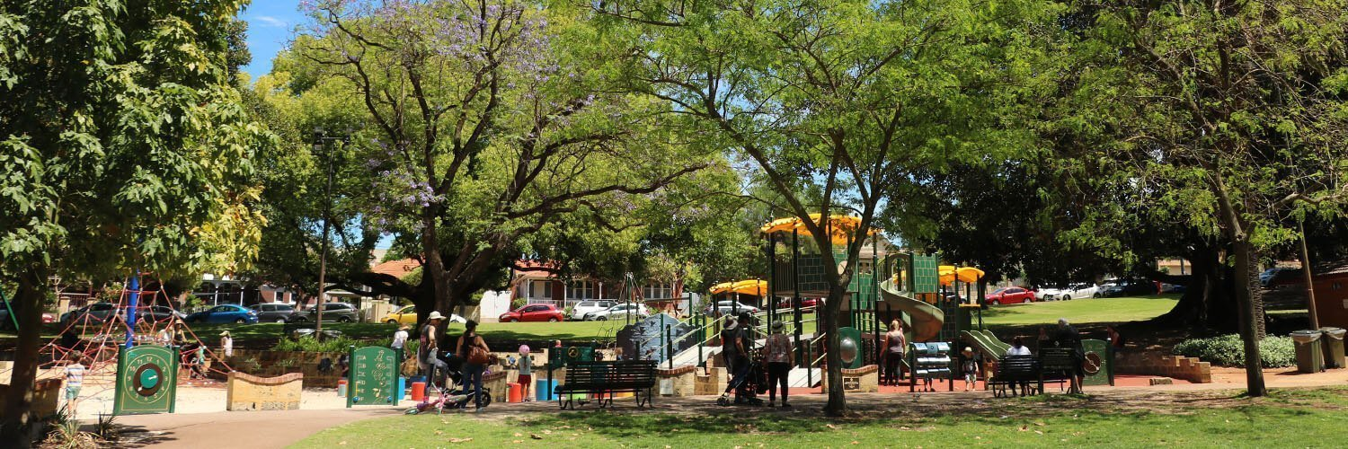 Perth Playgrounds And Parks In Perth - A World of Travels with Kids