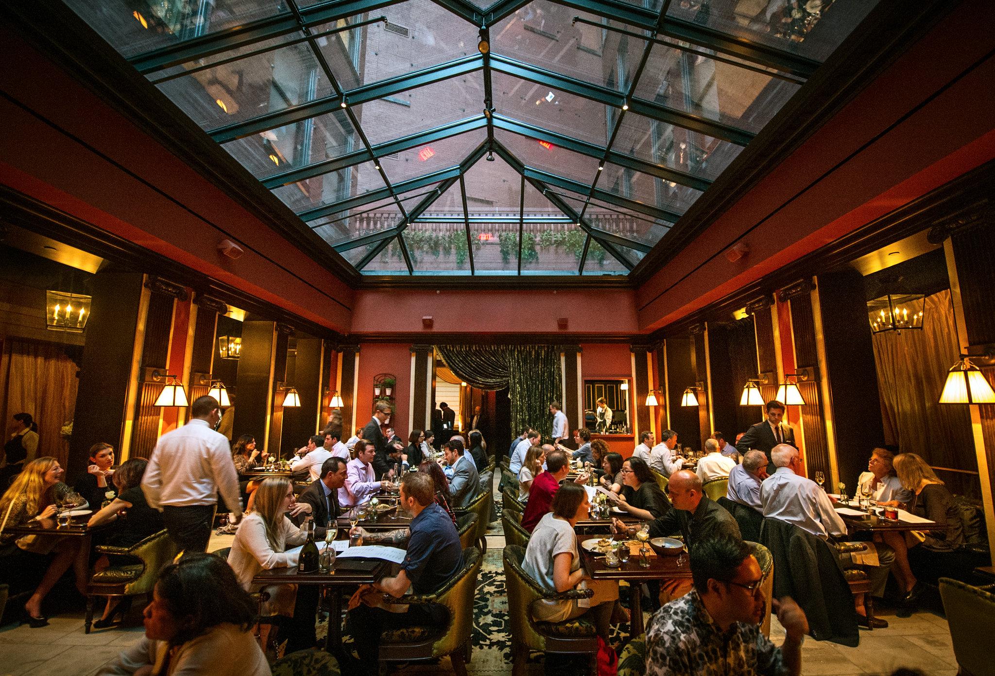 5 Restaurants Where Chefs Eat In New York City