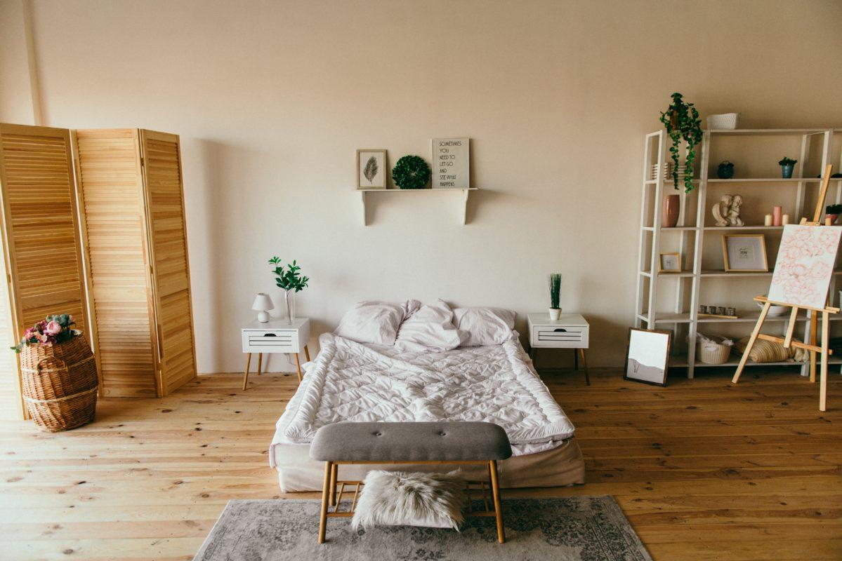 petite chambre qui sont gros en style