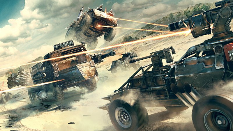 Crossout Xbox One MMO