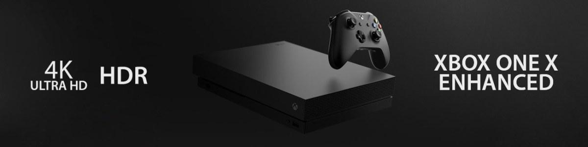 Jeszcze więcej tytułów Xbox 360 zostanie ulepszonych dla Xbox One X