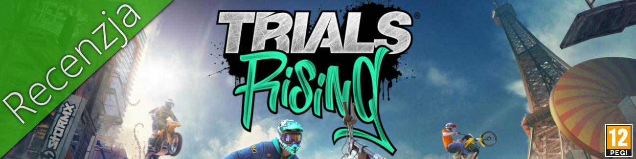 Trials Rising Recenzja