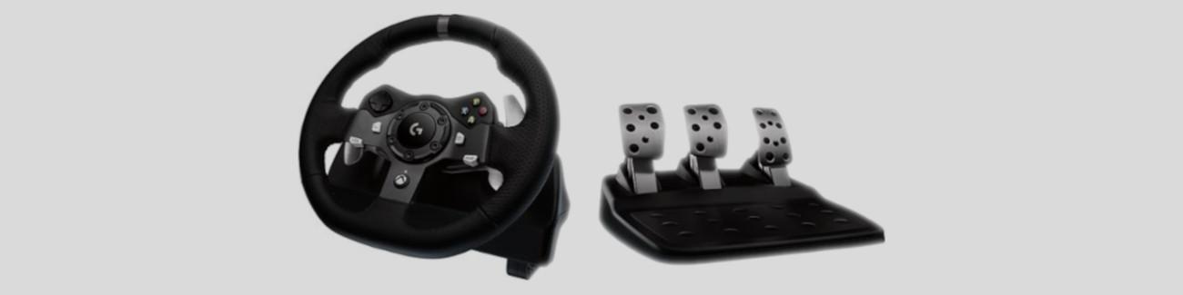 Logitech G920 Xbox