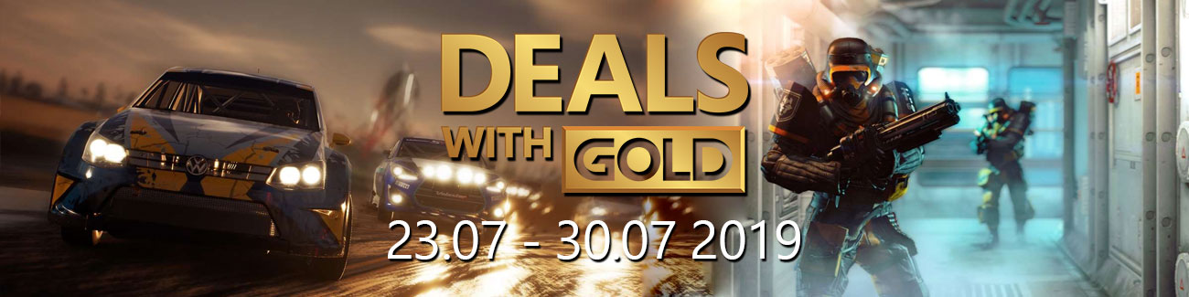 deals with gold 23 07 2019