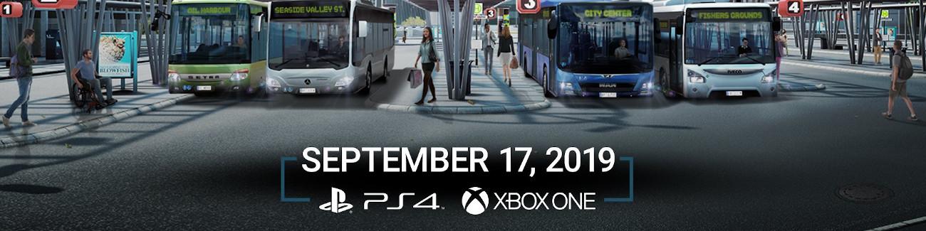 Bus Simulator już dostępny w przedsprzedaży