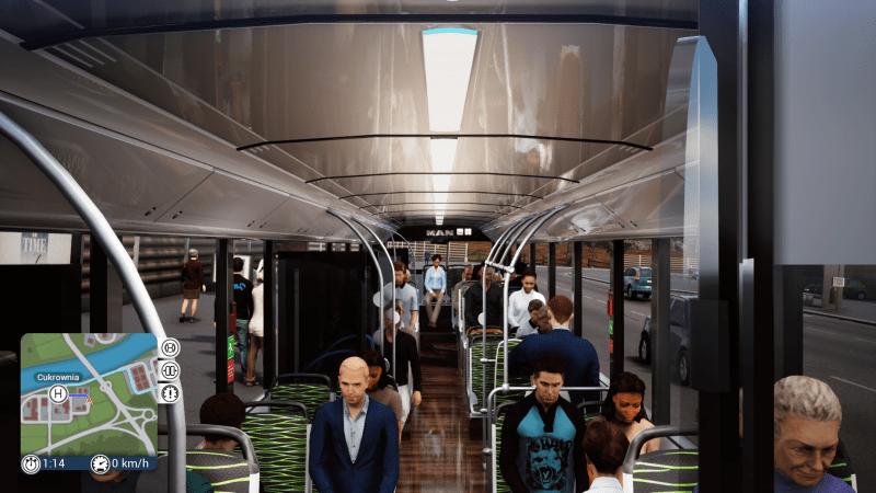 Bus Simulator - Recenzja