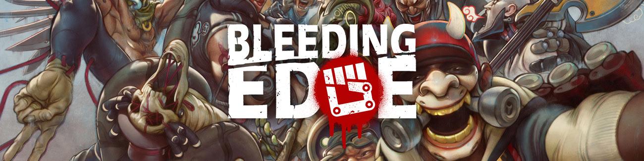 Dziś wieczorem startuje beta Bleeding Edge