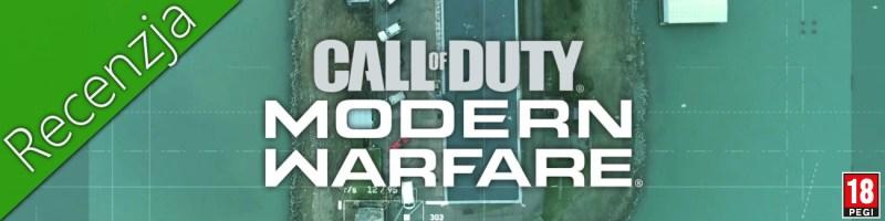 Call of Duty Modern Warfare Recenzja