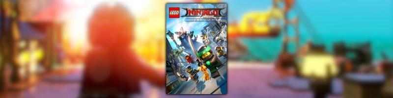 LEGO NINJAGO Movie gra