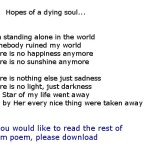 Hopes of a dying soul_new