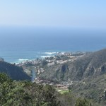View to the Pacific Ocean from a trail12