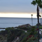 Cloudy sunset in Laguna Beach12