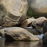 Waterfalls between rocks12