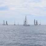 Sailboats on the ocean12