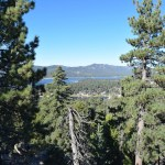 View at Big Bear Lake from Castle Rock12