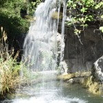 Waterfall with low shutter speed12