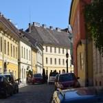 Narrow street in Buda Castle12