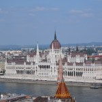 Parliament of Hungary with the Danube12
