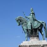 Saint Steven`s Horse Statue12