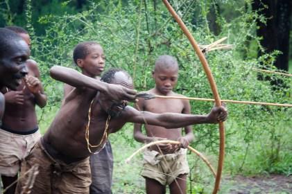 Hadza Bushman, East Africa, Tanzania